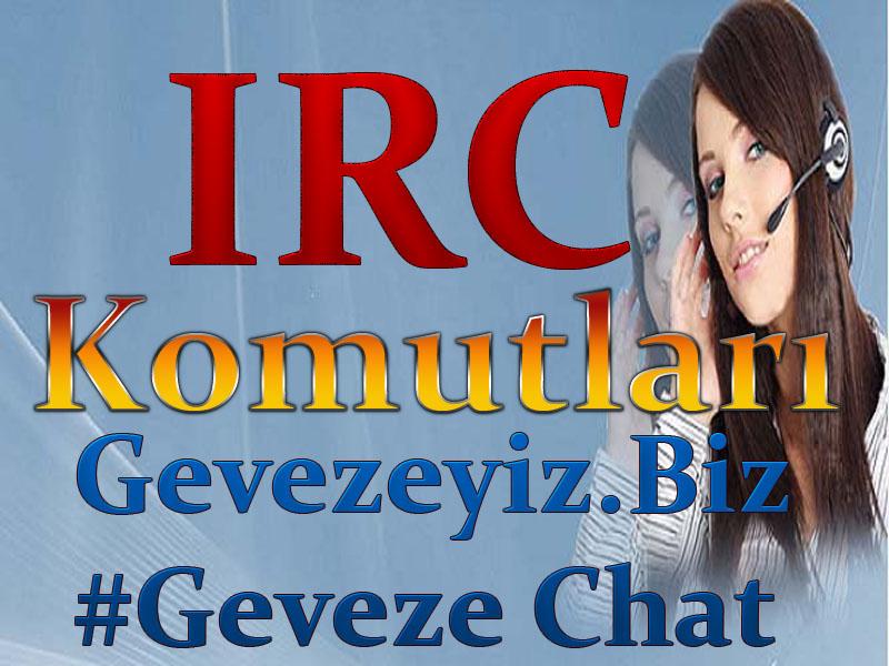 IRC Komutları