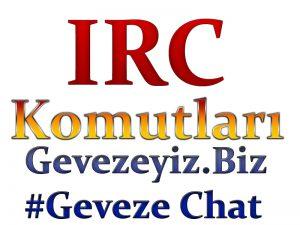 irc-komutları